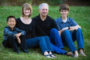 Greg Stoughton Family